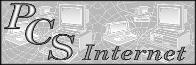 PCS Internet Logo